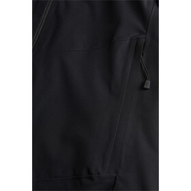 Peak Performance Anima Long Jacket Dame Black